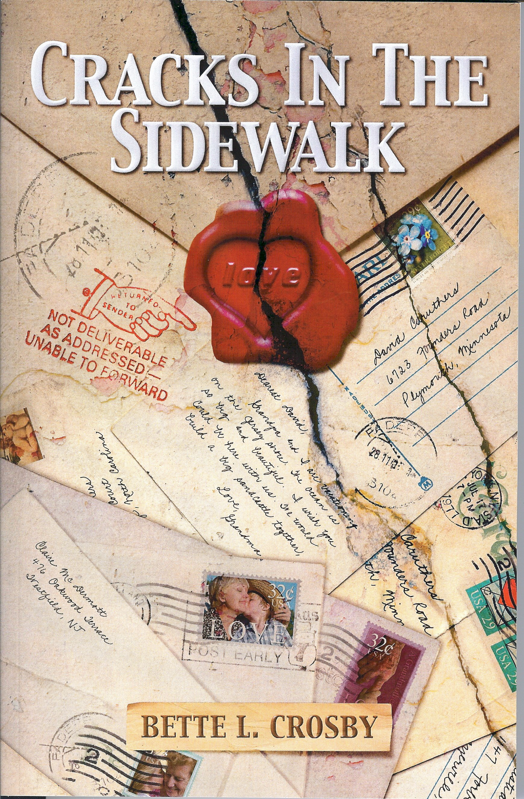 CRACKS IN THE SIDEWALK – A Finalist!
