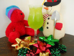 The Grinch's Christmas Cocktail