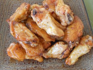 Mid-Week Mixers – Baked Spicy Chicken Wings