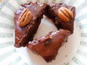 Mid-Week Mixers: Zucchini Brownies