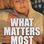Sandra's Review of What Matters Most – The Reader Salute