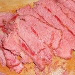 Dutch Oven Corned Beef Brisket on Mid-Week Mixers