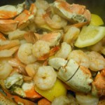 Drunken Crab Pot on Mid-Week Mixers