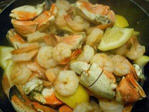 drunken crab pot on Mid-Week Mixers