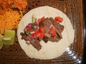 Grilled Steak Tacos on Mid-Week Mixers