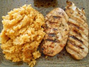 Margarita Grilled Chicken on Mid-Week Mixers