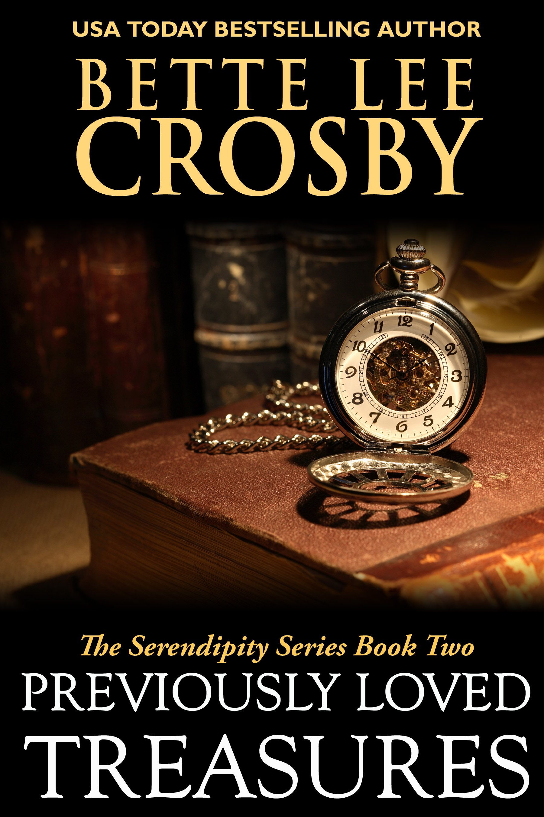 The Reader Salute – Previously Loved Treasures Review by Sally