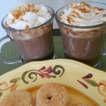 Mexican Hot Chocolate and Cinnamon Baked Donuts