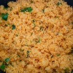 Mexican Rice II on Mid-Week Mixers