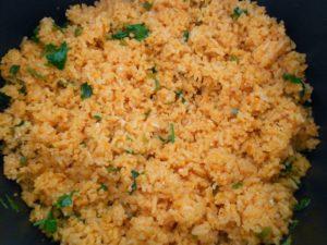 Mexican Rice II Naomi's Pub and Grub Forum