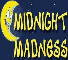 Midnight Madness for Giveaway