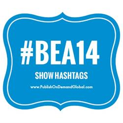 book expo hashtag bea14