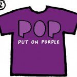 For a Good Cause Wear Purple on May 16th Lupus Awareness Month