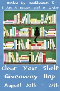 Clear Your Shelf August 2014
