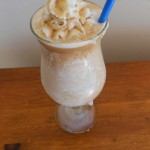 The Spiked Siesta Frappe on Mid-Week Mixers