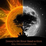 Dewey 24 Hour Read-a-thon Mini Challenge and GIVEAWAY
