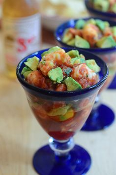 Mexican Shrimp Cocktail – Mid-Week Mixers