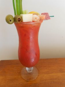 smokey citrus bloody mary
