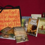 The Great Giveaway…Enter to win A Bag of Bestsellers