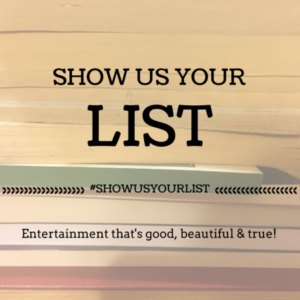 show us your list