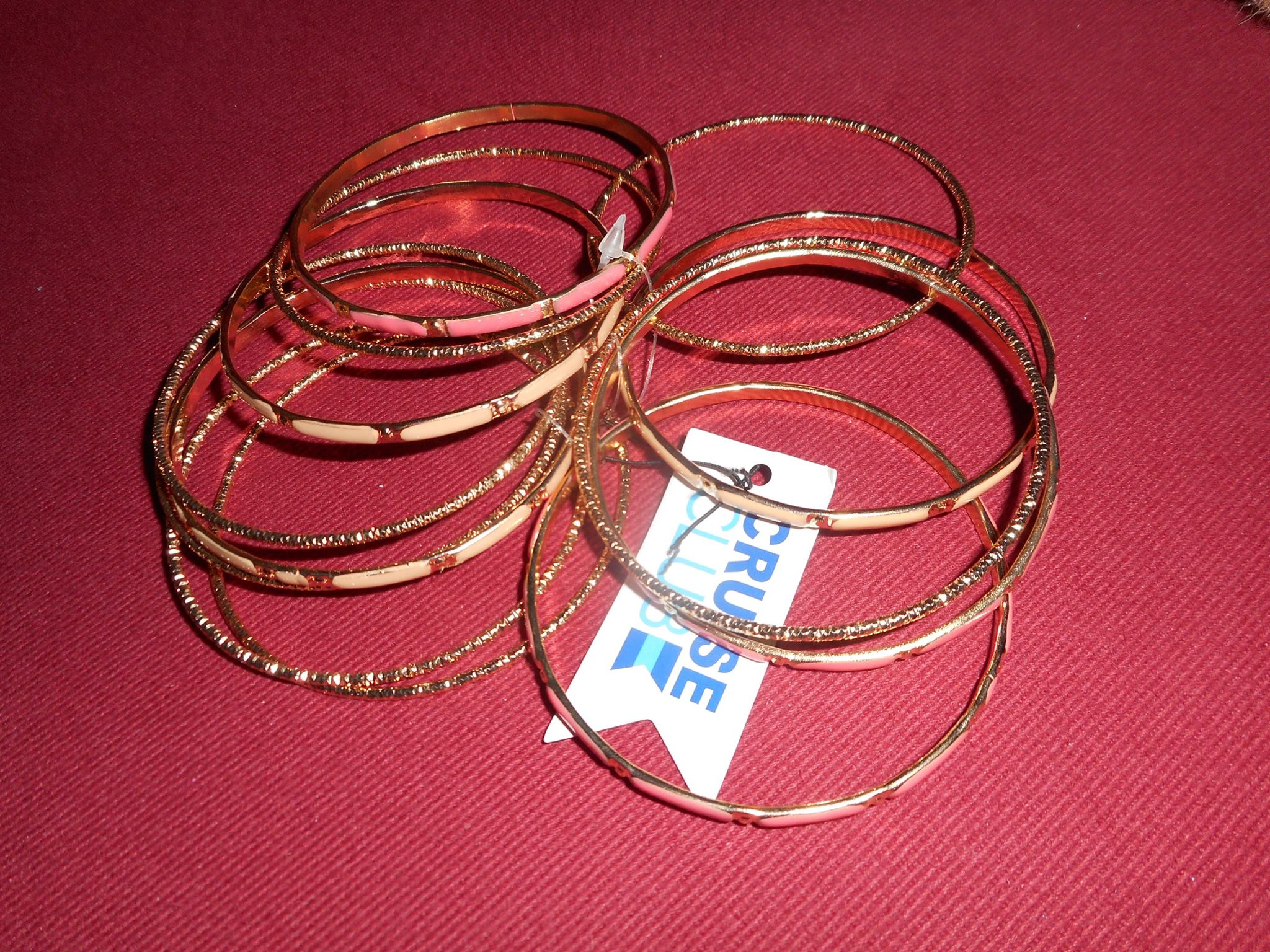 Bangles from the cruise – Fun Features