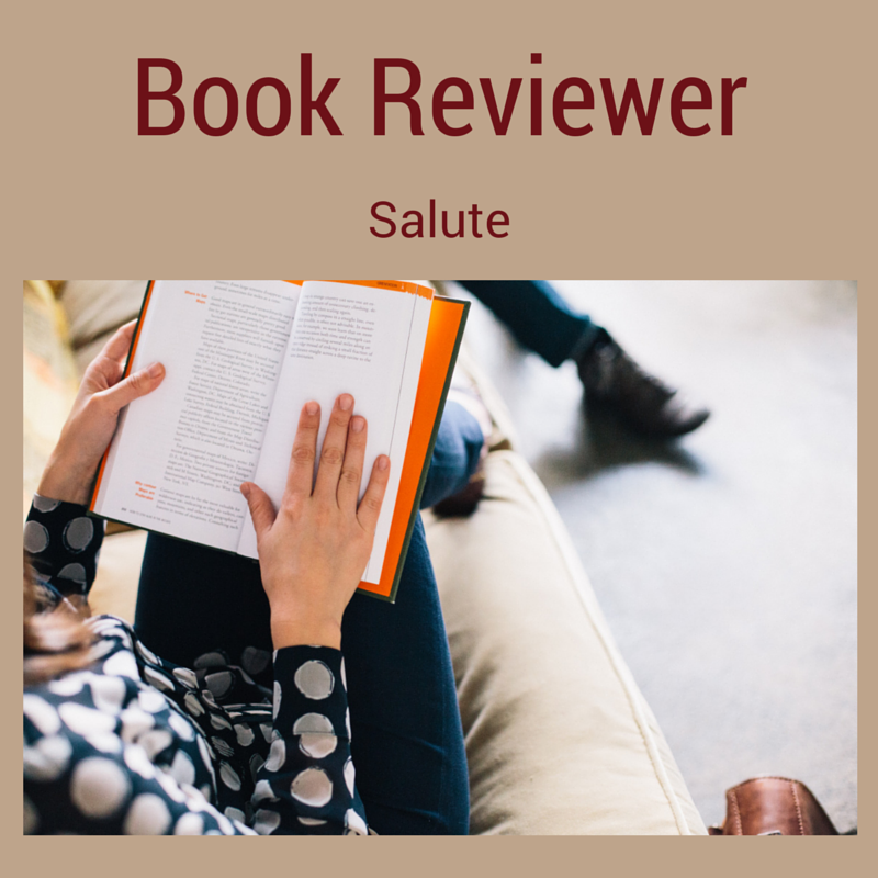 A #MustRead – #bookreviewer Salute