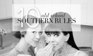 Southern-Rules