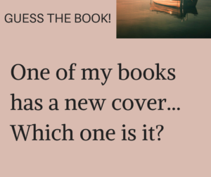 GUESS THE BOOK!