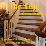 The Loft Sneak Preview – #fridayfiction