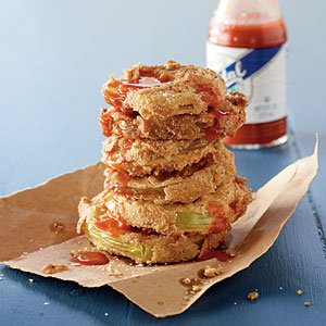 Fried Green Tomatoes – #southerncomfort