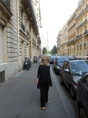 Street Eiffel