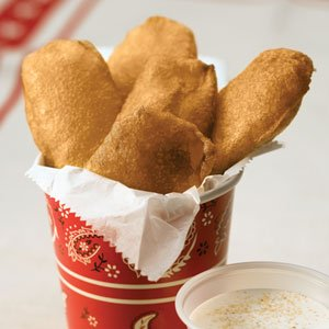 Beer Batter Fried Pickles – #southerncomfort