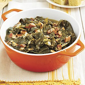 Southern Style Collard Greens – #southerncomfort