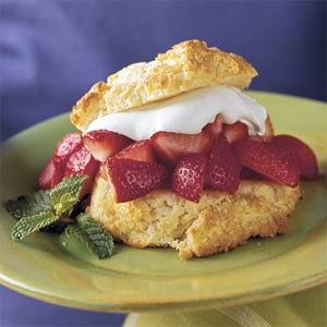 Strawberry Shortcake – #southerncomfort