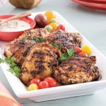 Chicken With White Barbecue Sauce – #southerncomfort