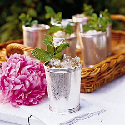 Classic Mint Julep – #southerncomfort