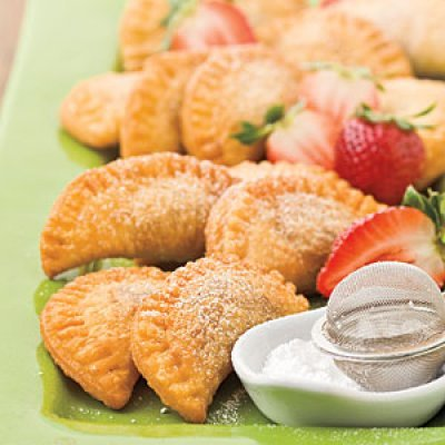 Fried Strawberry Pie – #southerncomfort