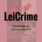 Lei Crime Novella coming soon! – #fanfun