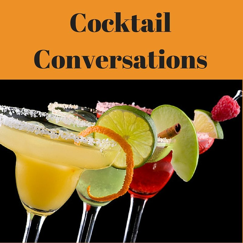 Cocktail Conversations – Patricia Sands