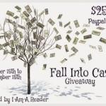 Fall into Cash Giveaway Hop – #fanfun