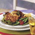 Crab Cakes With Rémoulade – #southerncomfort