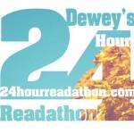 Dewey's 24 Hour #readathon