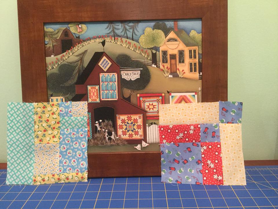 Meet Elizabeth and her quilting! – #fanfun