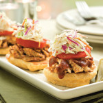 Make your own BBQ Stacks – #southerncomfort