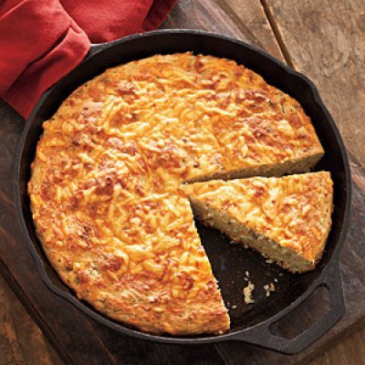 Sour Cream Cornbread - #southerncomfortBette Lee Crosby