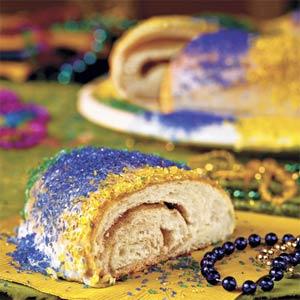 King Cake – #southerncomfort