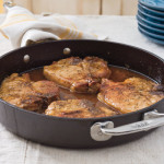 Pork Chops with Pepper Jelly – #southerncomfort