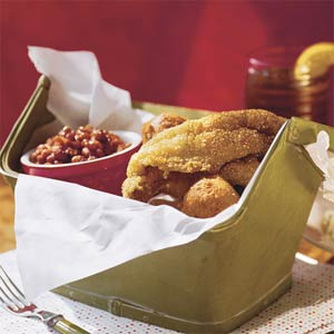 Fried Catfish – #southerncomfort