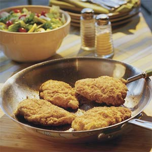 Pan Fried Chicken – #southerncomfort