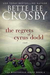 Can't get enough of her books – The Regrets of Cyrus Dodd